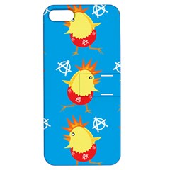 Easter Chick Apple iPhone 5 Hardshell Case with Stand
