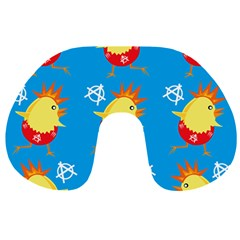 Easter Chick Travel Neck Pillows