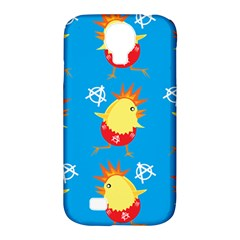 Easter Chick Samsung Galaxy S4 Classic Hardshell Case (PC+Silicone)