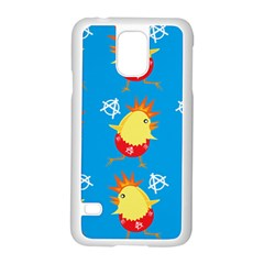 Easter Chick Samsung Galaxy S5 Case (White)