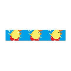 Easter Chick Flano Scarf (Mini)