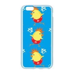 Easter Chick Apple Seamless iPhone 6/6S Case (Color)