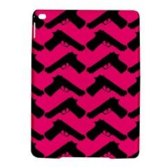 Pink Gun iPad Air 2 Hardshell Cases
