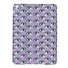 Purple Eyeballs iPad Air 2 Hardshell Cases