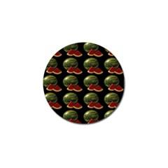 Black Watermelon Golf Ball Marker (10 pack)