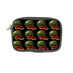 Black Watermelon Coin Purse