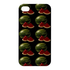 Black Watermelon Apple iPhone 4/4S Premium Hardshell Case
