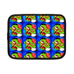 Zombies Netbook Case (Small)