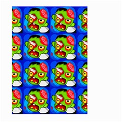 Zombies Large Garden Flag (Two Sides)