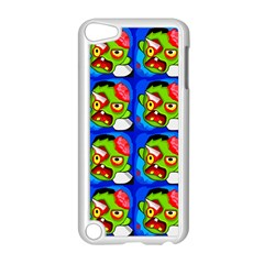 Zombies Apple iPod Touch 5 Case (White)