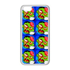 Zombies Apple iPhone 5C Seamless Case (White)