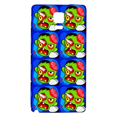 Zombies Galaxy Note 4 Back Case