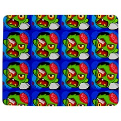 Zombies Jigsaw Puzzle Photo Stand (Rectangular)
