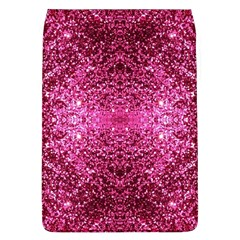 Pink Glitter Flap Covers (L)
