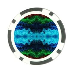 Crinoline Poker Chip Card Guard