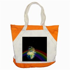Earth Accent Tote Bag