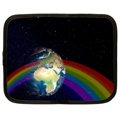 Earth Netbook Case (XXL)