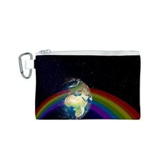 Earth Canvas Cosmetic Bag (S)