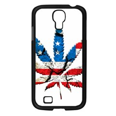 Marijuana Samsung Galaxy S4 I9500/ I9505 Case (Black)