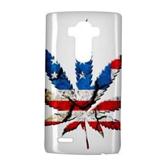 Marijuana LG G4 Hardshell Case