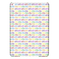Bicycles iPad Air Hardshell Cases