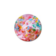 Birthday Cake Golf Ball Marker (10 pack)