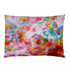 Birthday Cake Pillow Case (Two Sides)