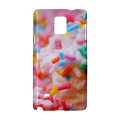 Birthday Cake Samsung Galaxy Note 4 Hardshell Case