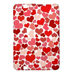 Red Hearts Kindle Fire HD 8.9