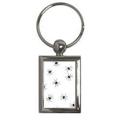 Spiders Key Chains (Rectangle)