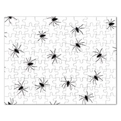 Spiders Rectangular Jigsaw Puzzl
