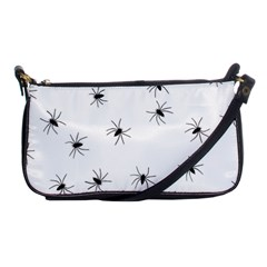 Spiders Shoulder Clutch Bags