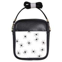 Spiders Girls Sling Bags
