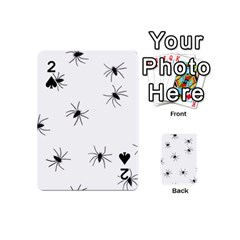 Spiders Playing Cards 54 (Mini)