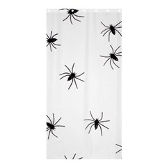 Spiders Shower Curtain 36  x 72  (Stall)