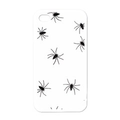 Spiders Apple iPhone 4 Case (White)