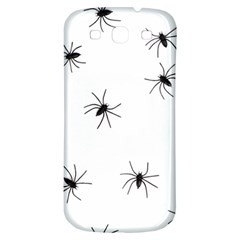 Spiders Samsung Galaxy S3 S III Classic Hardshell Back Case