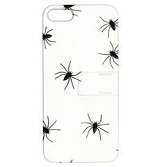 Spiders Apple iPhone 5 Hardshell Case with Stand