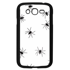 Spiders Samsung Galaxy Grand DUOS I9082 Case (Black)