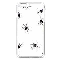 Spiders Apple iPhone 6 Plus/6S Plus Enamel White Case