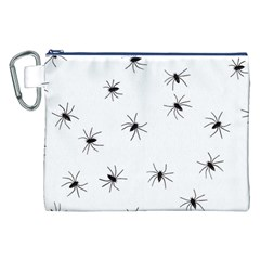 Spiders Canvas Cosmetic Bag (XXL)