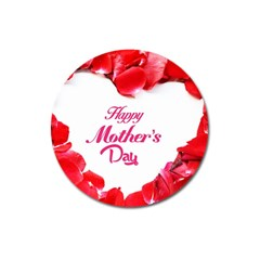Happy Mothers Day Magnet 3  (Round)