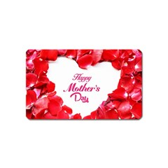 Happy Mothers Day Magnet (Name Card)