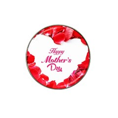 Happy Mothers Day Hat Clip Ball Marker (4 pack)