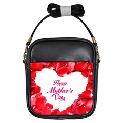 Happy Mothers Day Girls Sling Bags