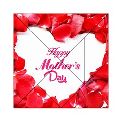 Happy Mothers Day Acrylic Tangram Puzzle (6  x 6 )