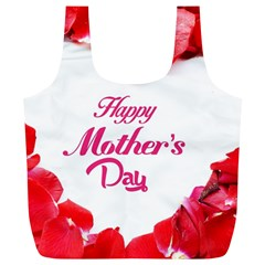 Happy Mothers Day Full Print Recycle Bags (L)