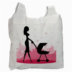 Milf Recycle Bag (One Side)