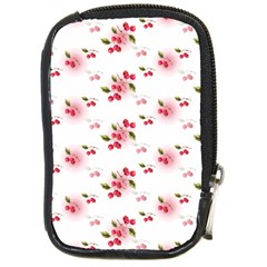 Vintage Cherry Compact Camera Cases