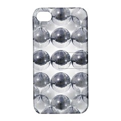 Disco Balls Apple iPhone 4/4S Hardshell Case with Stand